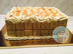 Supreme Banana Pudding Cake