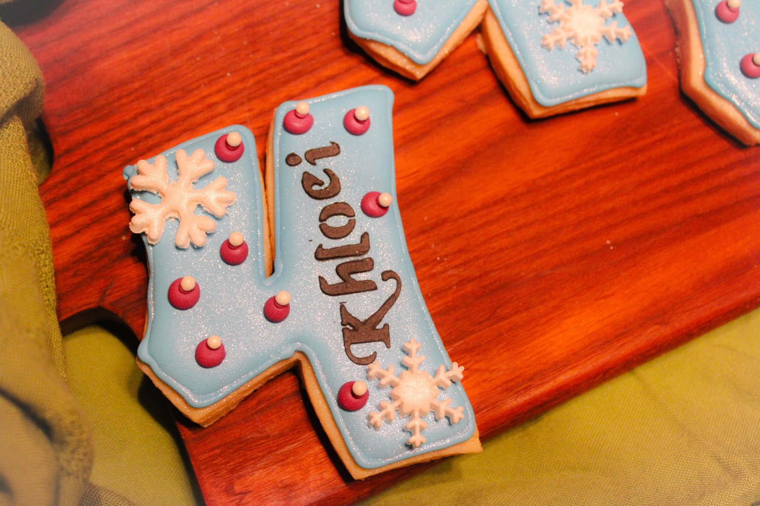 Custom Sugar Cookie