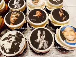 TuPac Cupcakes