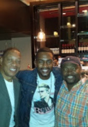 Michael, Bill Bellamy & Lavan Majadi Davis