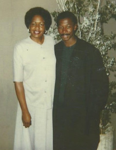 Sharon Willliams and Robert Townsend