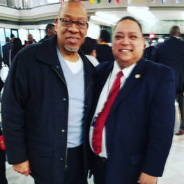 Michael Williams and Michael Julian Bond
