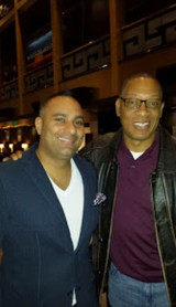 Russell Peters & Michael