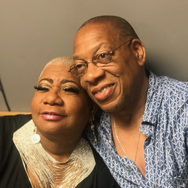 Luenell and Michael Williams