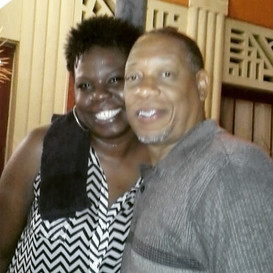 Leslie Jones and Michael Williams