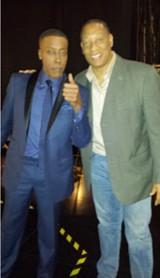 Arsenio Hall & Michael