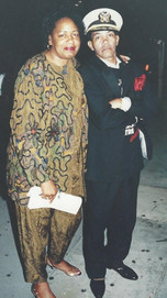 Sharon Willliams and Comedian Rodney Winfield