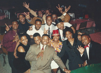 Staff at Chicago C.A.T. NYE 1992