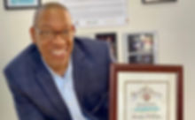 Michael Williams Honored by City Of Los