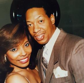 Michael Williams and Nyra Crenshaw