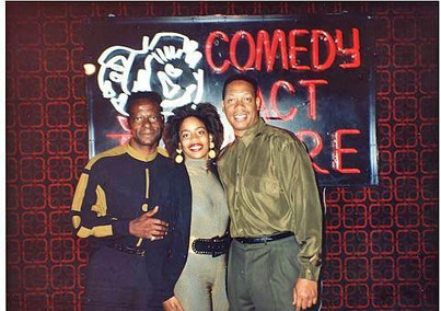 Ronnie Phillips, Michelle Williams-Rice and Michael Williams