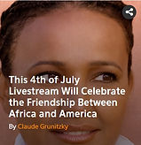 4th of July True Africa