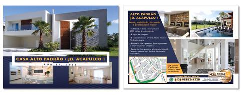 Rocaz – Folheto Casa Acapulco