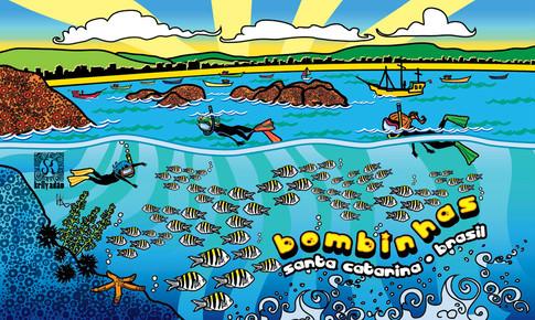 Bombinhas Mergulho