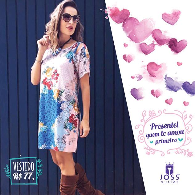 Joss – Post Campanha digital dia das Mães