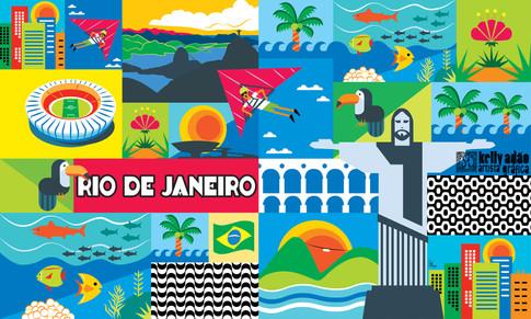 Rio de Janeiro Geométrica