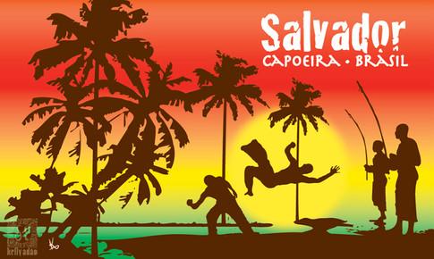 Capoeira Rasta Axe Bahia