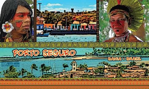 Porto Seguro – Indíos