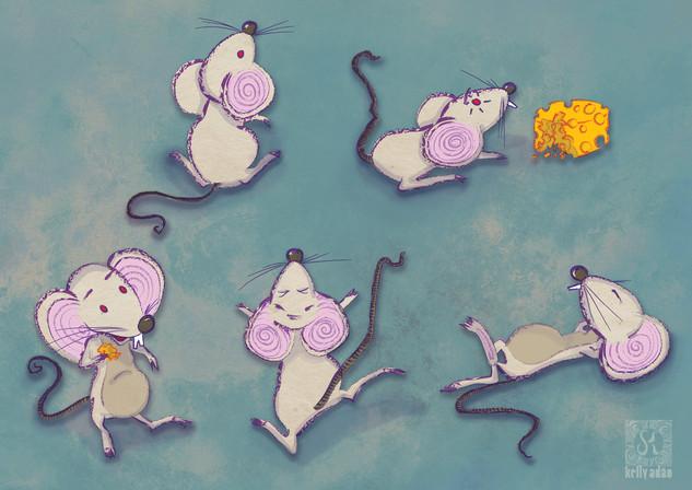 MEIMEI – o ratinho