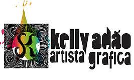 Kelly Adão, designer grafica e ilustradora