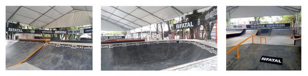 Ecko + Fatal Surf: Pista Skate Corinthians