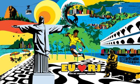 Rio de Janeiro Pop