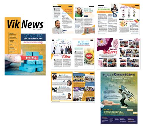 Revista Vik News  | Vikstar
