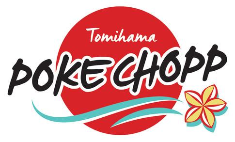 Tomihama Poke Chopp – Logo