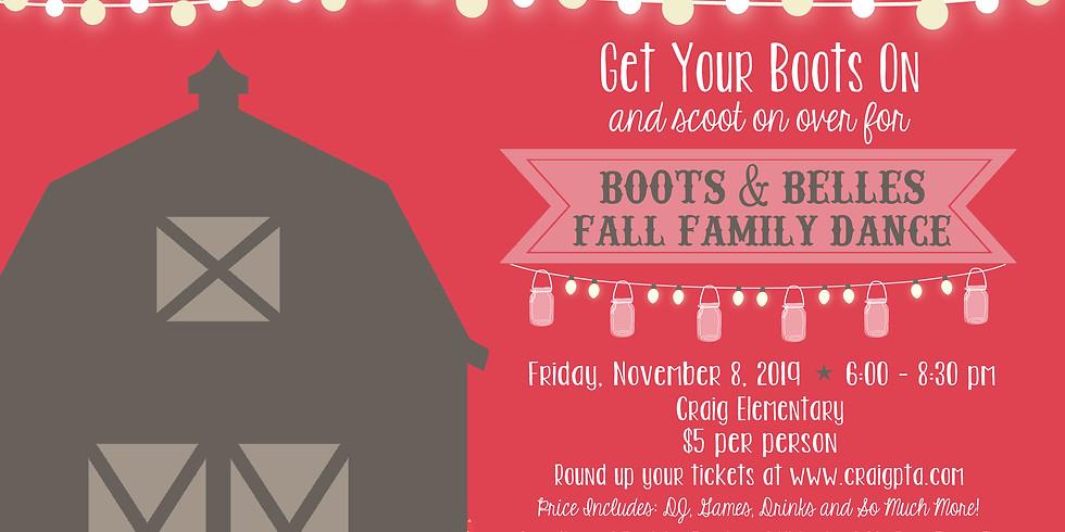 Boots & Belles Fall Social Dance