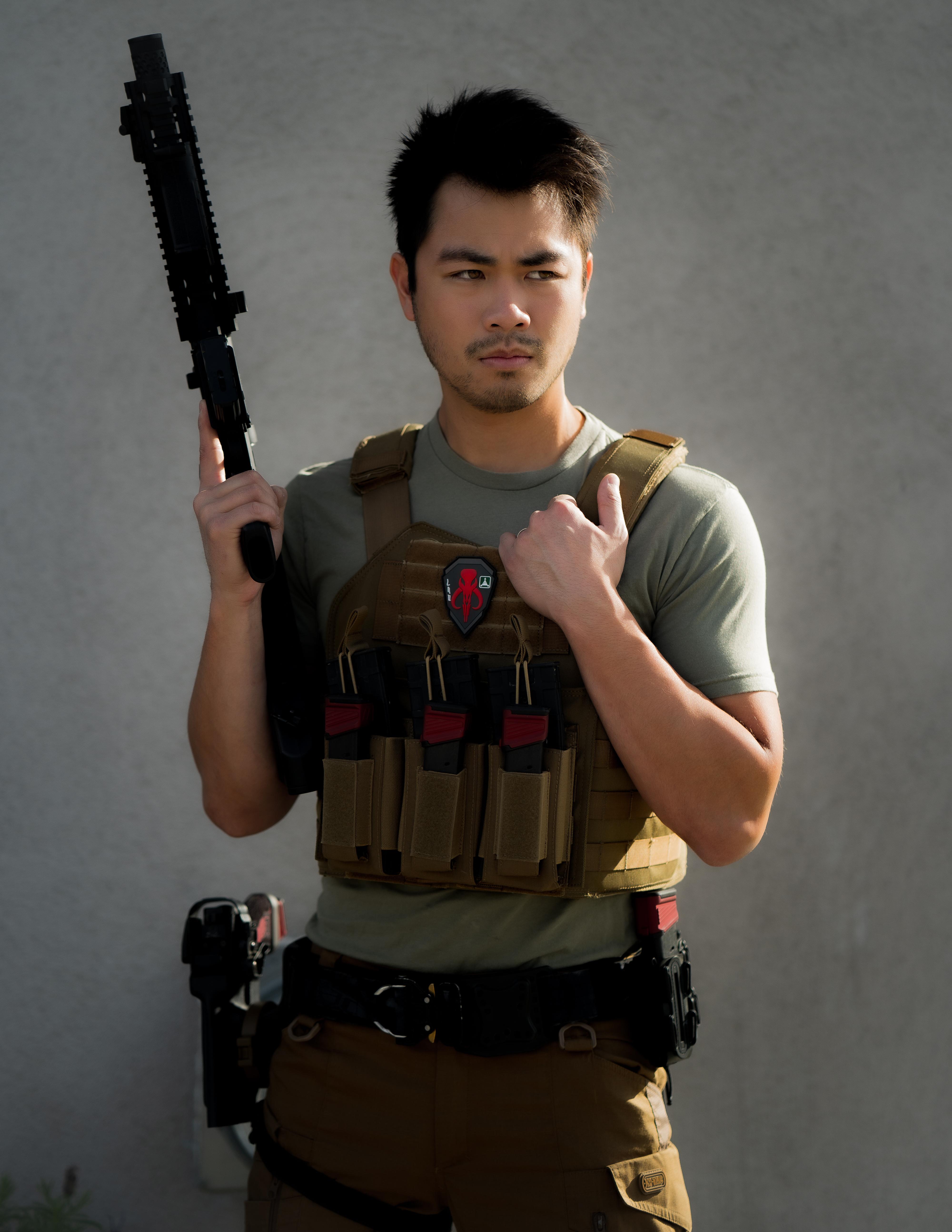 Hayden Lam Military style (3)