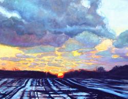 Sunset on furrowed field.jpg