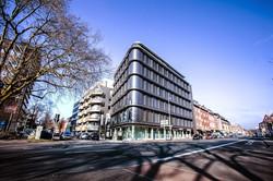 Oberhausener Zahnarzt Praxis Gebäude