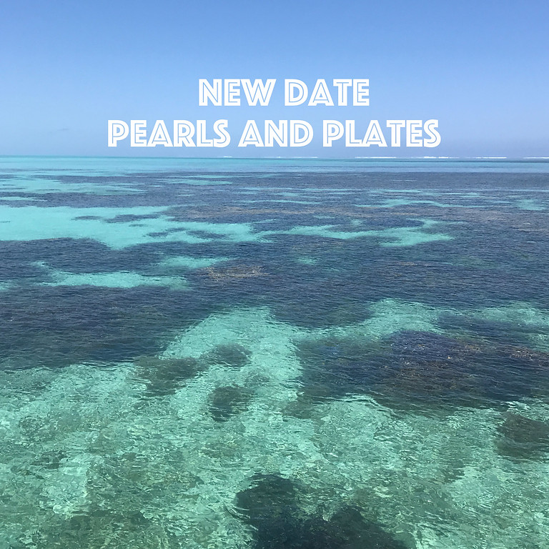 Pearl and Plates 2022 - Monday 18 April 2022