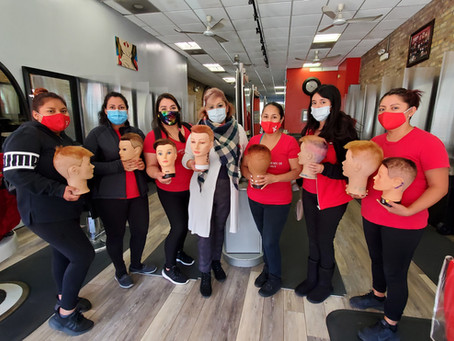 How Beauty School Can Help You Launch Your Own Business