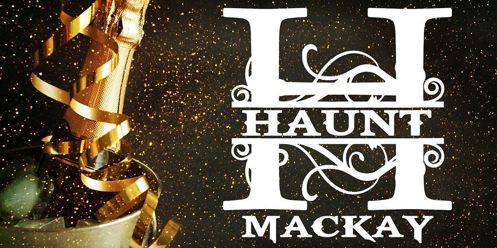 Haunt Dinner Theatre NEW YEARS EVE Thursday 31st December 2020 $120pp