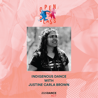 2. Indigenous Dance with Justine C.B T1.