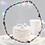 """Thumbnail: Blue Quartz Gemstones 20"""" Necklace"""