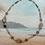 "Thumbnail: Red Leopard Jasper Gemstones 17"" Necklace"