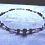 Thumbnail: Black Hematite Gemstones & Moonstone Gemstones Necklace