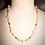 "Thumbnail: Green Jade Gemstones 20-1/2"" Necklace"