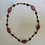 "Thumbnail: Red Jasper Gemstones 17"" Necklace"