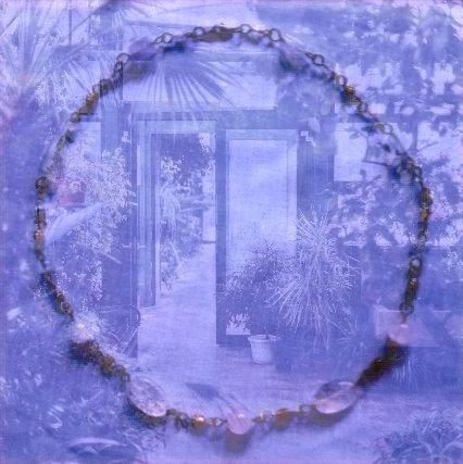 """Rose Quartz Gemstones 20-1/2"""" Necklace"""