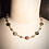 "Thumbnail: Fancy Agate Gemstones 16"" Choker"