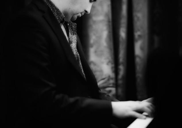 Joachim Caffonnette Trio
