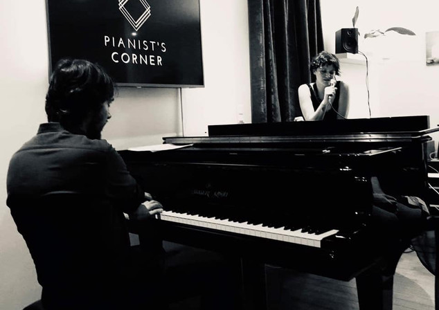 Piergiorgio Pirro&Elisabetta Maulo