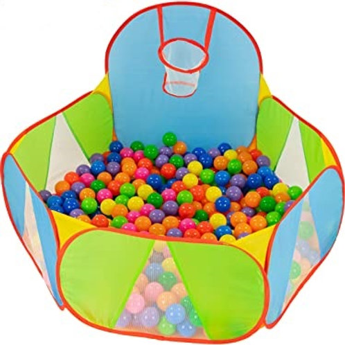 NUBUNI Ball Pit for Baby : Playpen ball Pool : Playhouse : Ball Pit Balls : Play