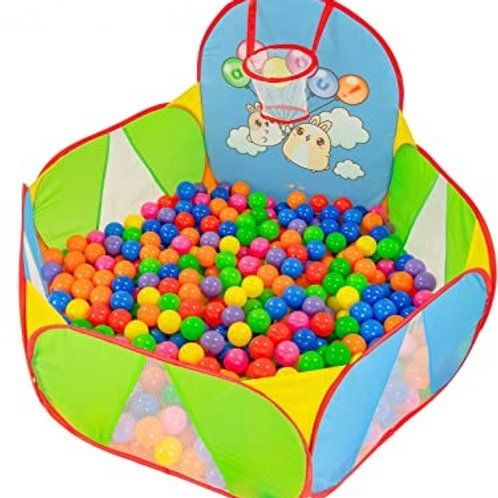 NUBUNI Ball Pit for Baby : Playpen ball Pool : Playhouse : Ball Pit Balls : Play