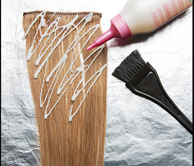 Dying Your Hair Extensions
