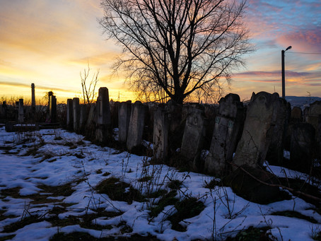 A Walk Through Chernivtsi Jewish Cemetery