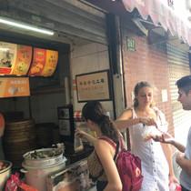 a Street Food - Shanghai